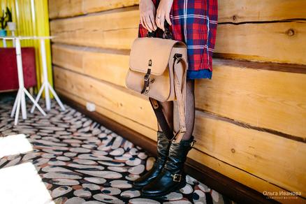 Компактная женская сумка 01