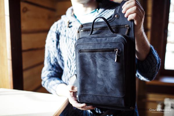 Рюкзак с одной лямкой
