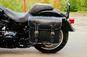 Кофр для Harley Davidson Softail (на рамку)