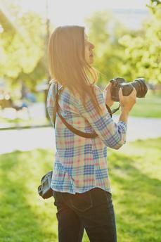 Разгрузка для фотографа двойная (архивная модель)